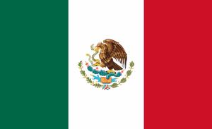 Mexico Flag 1