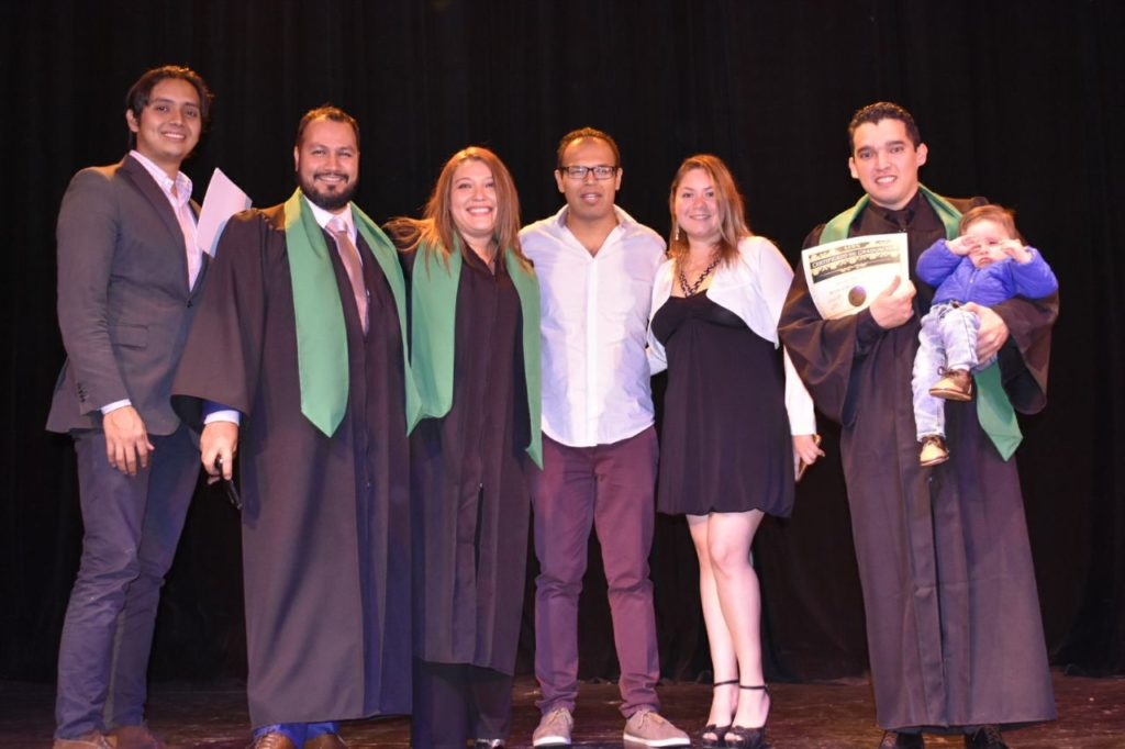Mexico Graduation