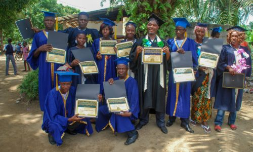 Liberia Graduation