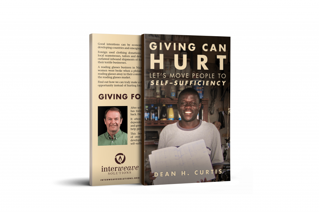 Giving Can Hurt by Dean H. Curtis