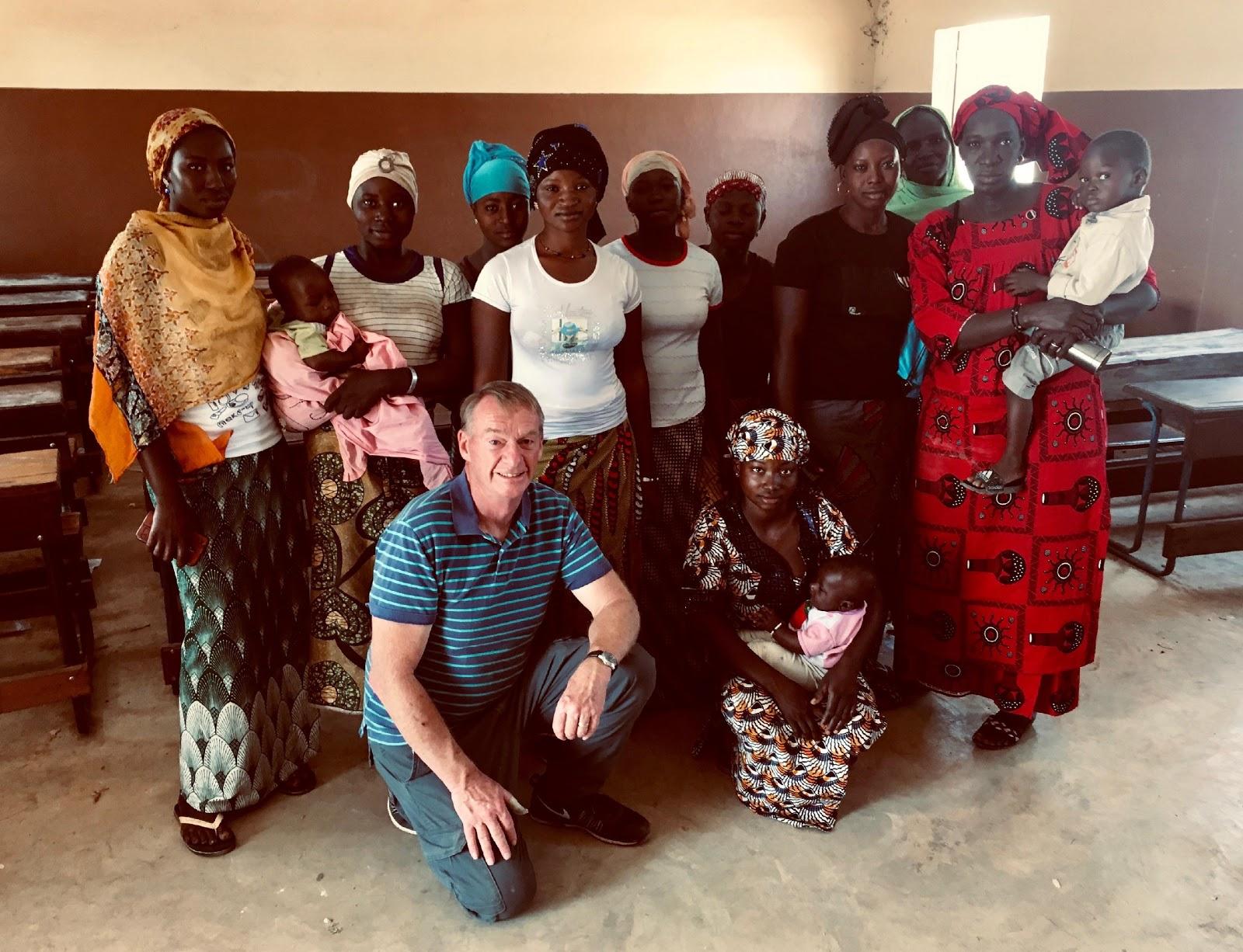 Masters au Mali