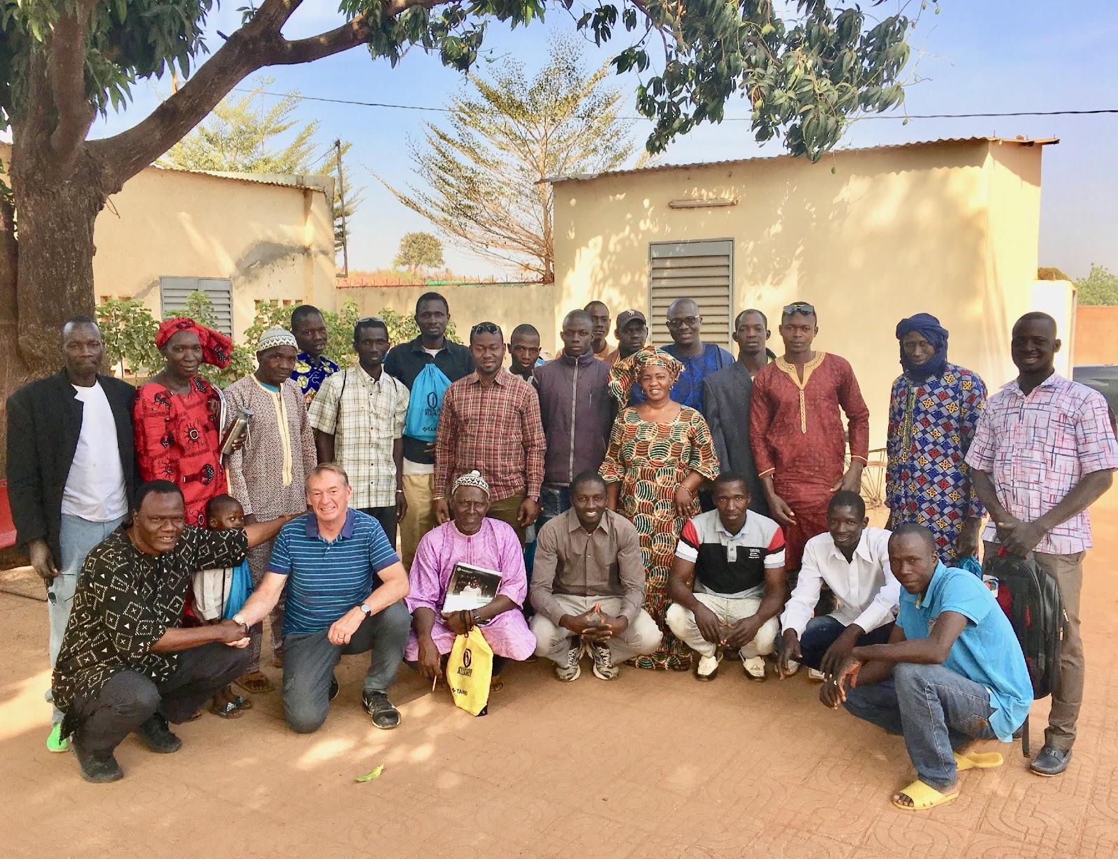 Masters in Mali